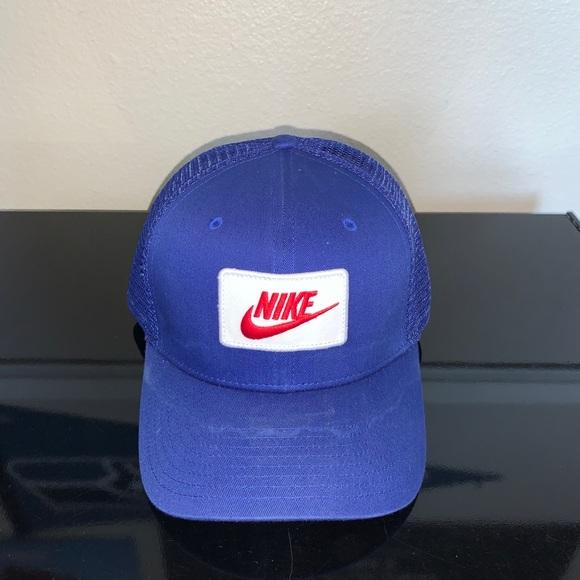 Nike Trucker Snapback Hat